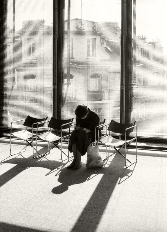 Roger Brooks - Pompidou Centre Paris